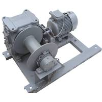 Лебедка электрическая ЛЭЧ-0.5-30
