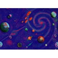 "3D-інтер'єрна панорама ""Космос м 10"""