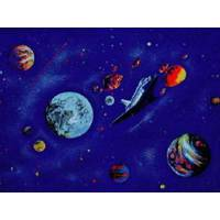 "3D-інтер'єрна панорама ""Космос М 06"""
