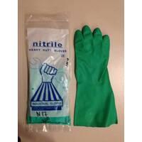 Купить рабочие нитриловые перчатки N-17 оптом на 7 км