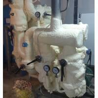 Пінополіуретан ППУ - утеплення, тепло- та гідроізоляція, термоізоляція професійно та довговічно