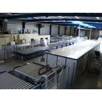 Пильно обробний центр BJM