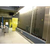 Склопакетна лінія Lisec 2500 X 3500 з роботом герметизації