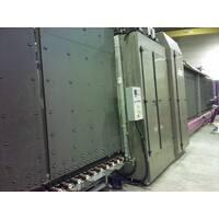Склопакетна лінія Lisec 2000Х2500 з роботом герметизації (2001 рік)