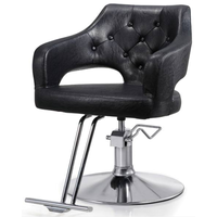 Крісло перукарське COOPER