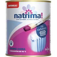 """Акрилова фарба  """"Natrima"""" до калориферів і батарей 0,6л."""