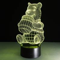 3D светильник