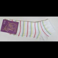 Укорочені жіночі шкарпетки оптом