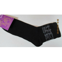 Женские носки тёмные, оптом