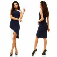 Плаття темно-синє, модель - 176
