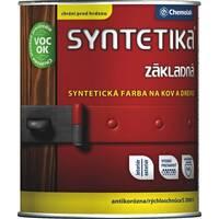 Грунт антикорозійний Syntetika Zakladna сірий 7,29кг. (універсальний)