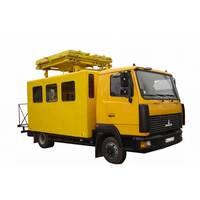 Машина аварийная АТ-70М-041 на базе МАЗ, купить в Киеве