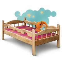 """Деревянная детская кровать """"Зюзон"""""""