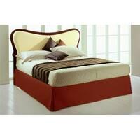 Спідниця для ліжка Винна Модель 2 строгий Мodern
