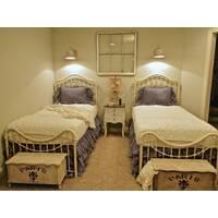 Підзор на ліжко Рюші Модель 5 Порох