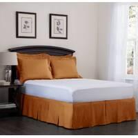 Спідниця для ліжка Медова Модель 5 строгий Мodern