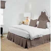 Подзор для кровати Складки Модель 2 Порох