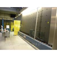 Стеклопакетная лінія Lisec 2500 X 3500 з роботом герметизації