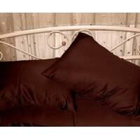 Наволочка Темно-коричнева