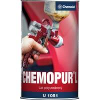 """Лак 2-К поліуретановий лак """"CHEMOPUR"""" для метала 0,9л."""