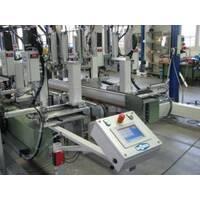 Автоматична зварювально-зачисна лінія Haffner SMH-4 + SVW + SV-4