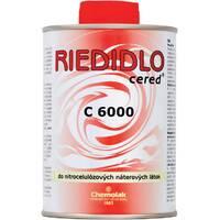 Розчинник Chemolak C6000 для нітроцелюлозних лакофарбових матеріалів 0,45л.