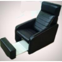 Крісло педикюрне з висувною підставкою для ванночки BOSS (Lemberg)