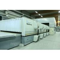 Піч загартування скла Glassrobots 3.210 x 8.000 mm
