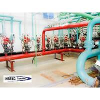 Монтаж системи пожежогасіння водяного, газового, порошкового
