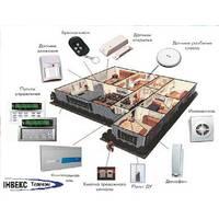Монтаж системи охоронної сигналізації котедж