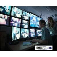 Монтаж системи відеоспостереження підприємства