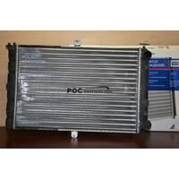 Радіатор охолодження 21082 алюм Дааз