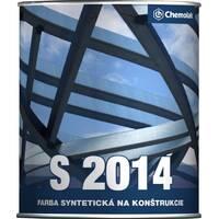 Емаль синтетична для конструкційних елементів S 2014