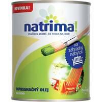 Просочувальне масло для дерева NATRIMA