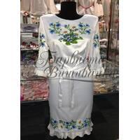 Вишита сукня БЖСЖ-019