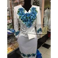 Вишита сукня БЖСЖ-018