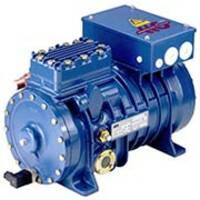 Компрессор с охлаждением всасываемым газом R-404A  HGX 34P/255-4