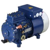 Компресор з повітряним охолодженням R- 404A HAX 34P/380-4