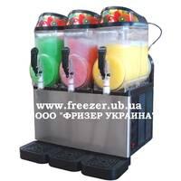 Гранитор/слаш машина для производства фруктового льда (смузи).Модель H-112 /  EWT INOX SD1/6-3
