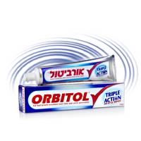 Зубна паста Orbitol Toothpaste Triple Action, 145 г