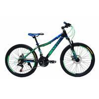 """Велосипед 24"""" Benetti-Forte DD 13"""" AL, алюміній"""