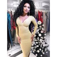 Сукня модель 1088 золото