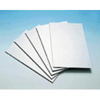 Алюминиевые пластины GEDALU для шелкотрафаретной печати, толщина 0,1-4,0 мм