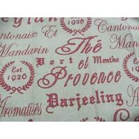 Шторная ткань Provence Ruby - 247