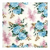 Тканина для штор кольорова гама троянд