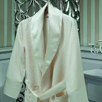 Кашеміровий халат чоловічий демісезонний L/XL