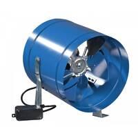 Осевые вентиляторы низкого давления