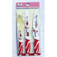 Набір кухонних металокерамічних ножів 3 шт/В23А