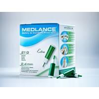 Ланцет автоматичний медичний Медланс плюс, екстра (extra), 200 шт