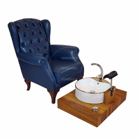 SPA-педикюрне крісло AVANGARD SPA